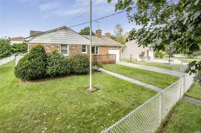 Plainview Single Family Home For Sale: 6 Rice St