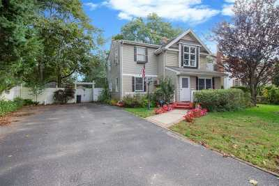 East Islip Single Family Home For Sale: 33 Division Ave