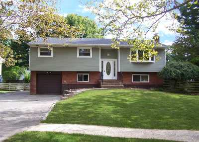 Commack Single Family Home For Sale: 2 Alice Ln