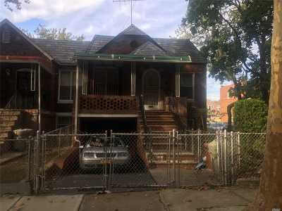 Brooklyn Multi Family Home For Sale: 809 Midwood St