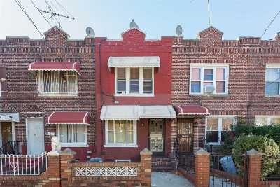 Jamaica Single Family Home For Sale: 111-54 145th St