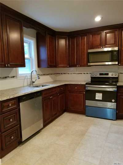 Central Islip  Single Family Home For Sale: 50 Florence St