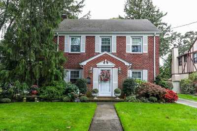 Rockville Centre Single Family Home For Sale: 236 Windsor Ave