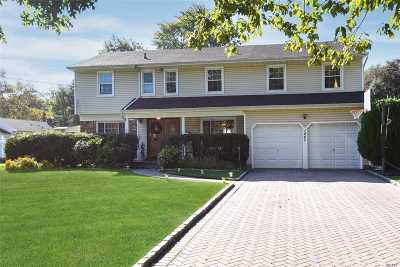 Syosset Single Family Home For Sale: 196 Syosset Woodbury Rd