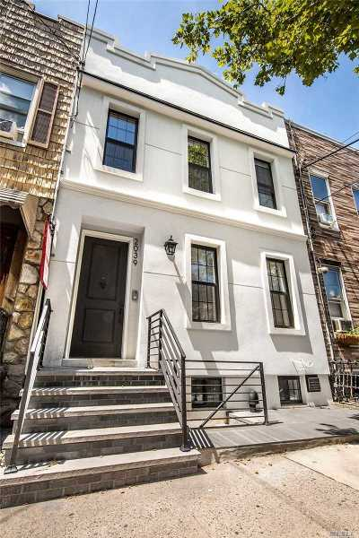 Ridgewood Multi Family Home For Sale: 20-39 Linden St