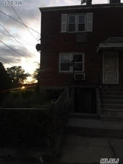 Jamaica Single Family Home For Sale: 113-44 199th St
