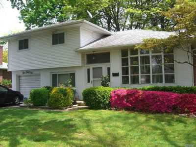 Jericho Single Family Home For Sale: 431 Woodbridge Ln