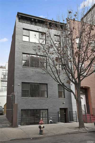 Brooklyn Multi Family Home For Sale: 57 Stagg St