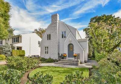 Garden City Single Family Home For Sale: 71 Roosevelt St