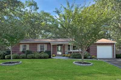 Smithtown Single Family Home For Sale: 17 Smithtown Cres