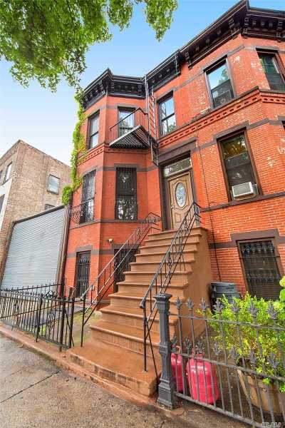 Brooklyn Multi Family Home For Sale: 318 Van Buren St