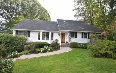 Port Jefferson Single Family Home For Sale: 4 Hill Dr