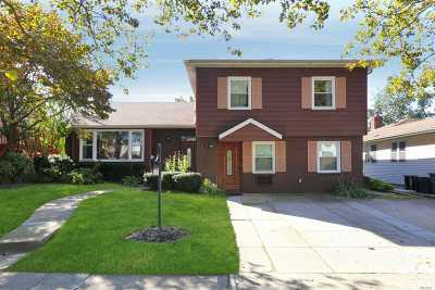 Valley Stream Single Family Home For Sale: 1029 Rosedale Rd