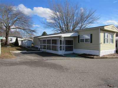 Calverton Single Family Home For Sale: 1964-89 River Rd
