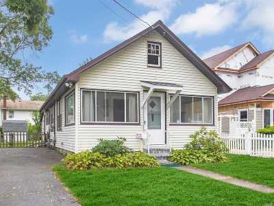 Bay Shore Single Family Home For Sale: 211 Pine Dr