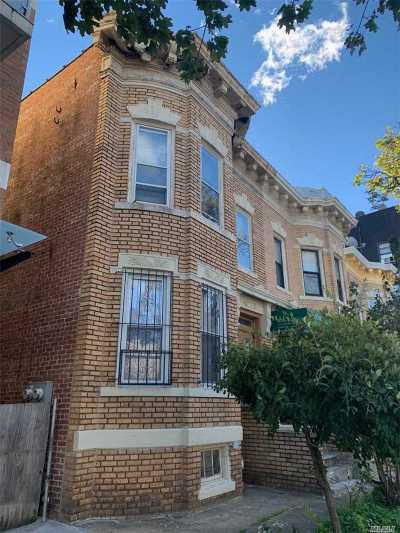 Jamaica Multi Family Home For Sale: 87-89 144th St
