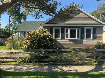 Bay Shore Single Family Home For Sale: 128 S Clinton Ave