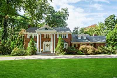 Old Westbury Single Family Home For Sale: 62 Bacon Rd