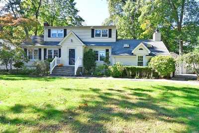 Huntington Sta NY Single Family Home For Sale: $499,000