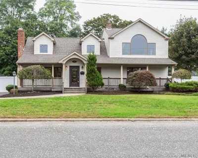 Bayport Single Family Home For Sale: 351 Bernice Dr