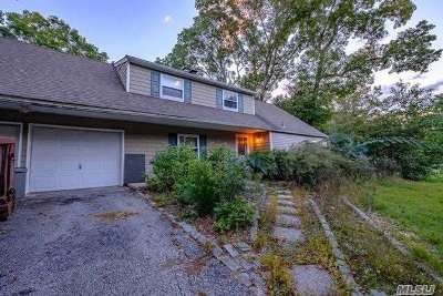 Centereach Single Family Home For Sale: 19 Shearwater Way