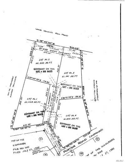 Southampton Residential Lots & Land For Sale: Chivas Ct