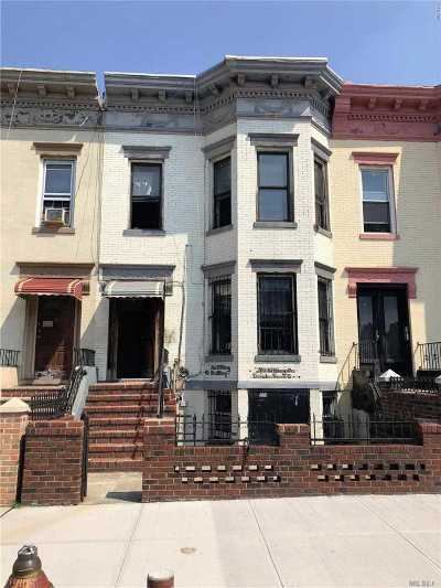 Brooklyn Multi Family Home For Sale: 1499 Saint Johns Pl