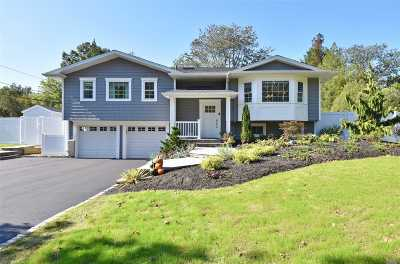 Greenlawn Single Family Home For Sale: 12 Butterfield Dr