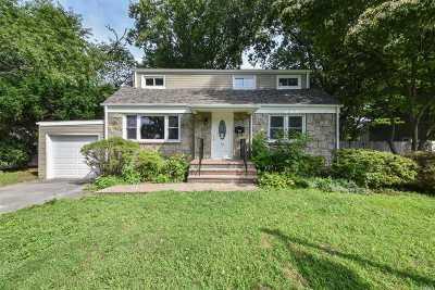 Westbury NY Single Family Home For Sale: $529,000