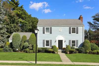 Hempstead Single Family Home For Sale: 48 Bedell Ave