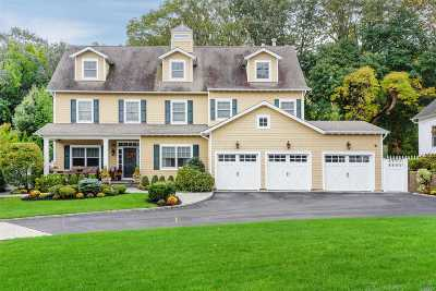 Locust Valley Single Family Home For Sale: 4 Farm Ln