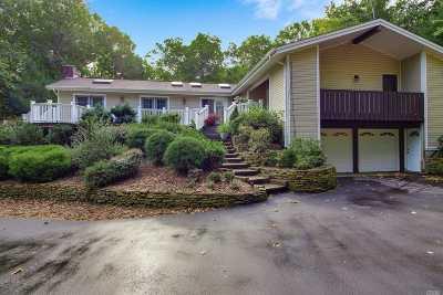 Shoreham Single Family Home For Sale: 4 Overhill Rd