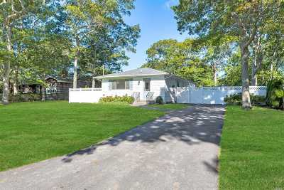 Hampton Bays Single Family Home For Sale: 51 Neptune Ave