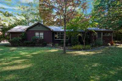 Mt. Sinai Single Family Home For Sale: 8 High Hill Rd