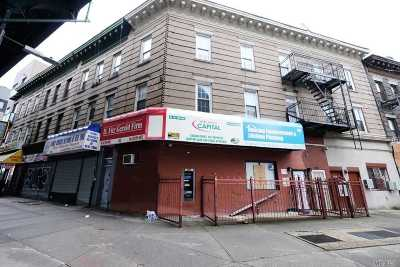 Brooklyn Multi Family Home For Sale: 546 Chauncey St