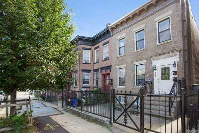 Brooklyn Multi Family Home For Sale: 1592 Saint Marks Ave