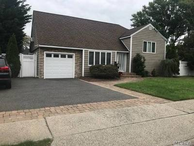 Wantagh Single Family Home For Sale: 2355 Bayview Ave