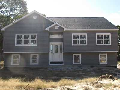 Hampton Bays Single Family Home For Sale: 47 Hampton Rd