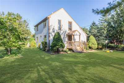 Cutchogue Single Family Home For Sale: 300 Birch Ln