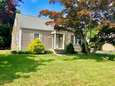 Islip Single Family Home For Sale: 21 Karp Dr
