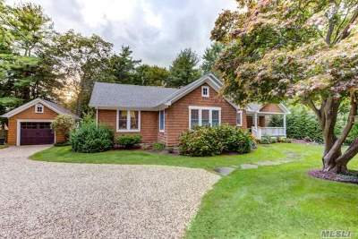 Middle Island Single Family Home For Sale: 58 S Swezeytown Rd