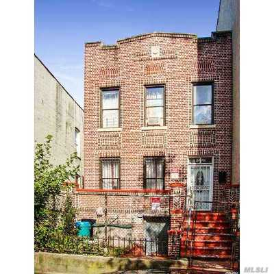 Brooklyn Multi Family Home For Sale: 1559 Sterling Pl