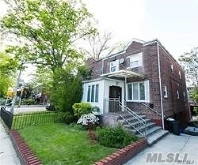 Kew Garden Hills Single Family Home For Sale: 144-05 70 Rd