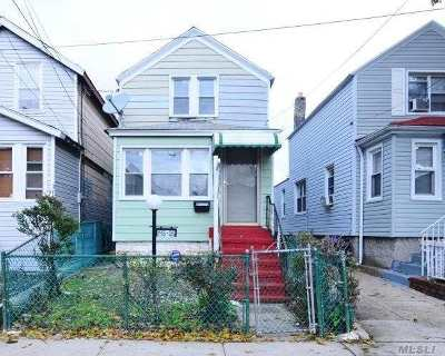 Queens Village, Briarwood, Bayside, Hillcrest, Jamaica Single Family Home For Sale: 146-05 Sutter Ave