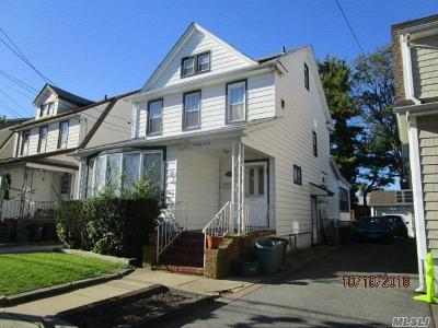 Lynbrook Multi Family Home For Sale: 27 Starks Pl