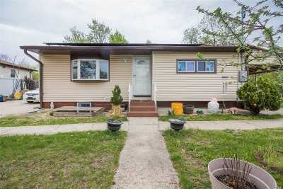 central Islip Single Family Home For Sale: 57 E Cedar St