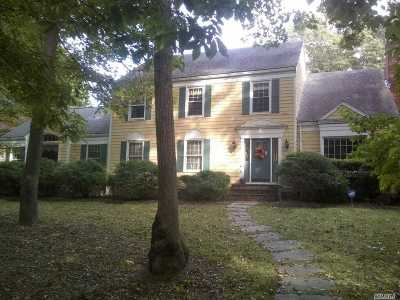 Wading River Single Family Home For Sale: 1 Trappers Path