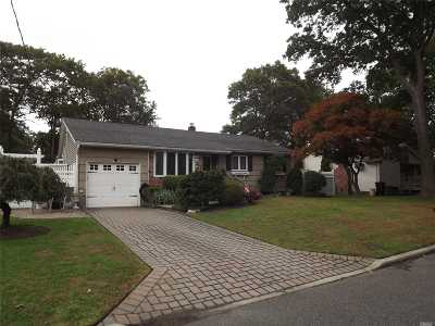 Islip Single Family Home For Sale: 101 Herbert St