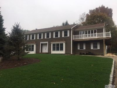 Setauket Single Family Home For Sale: 437 Pond Path Path