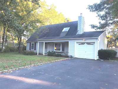 Medford Single Family Home For Sale: 5 Poe Dr